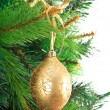 Royalty-Free Stock Photo: Christmas tree decoration