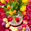 easter card — Stock Photo