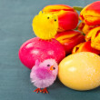 Easter symbols — Stock Photo #12302110