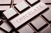 Fond chocolat — Photo