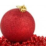 Christmas ball — Stock Photo #12393677