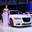 chrysler 300c srt — Stock Photo
