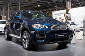 BMW X6 — Stock Photo