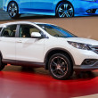 Honda CR-V - Stockfoto