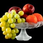 Fruits in vase — Stock Photo #13294871