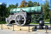 Cannone zar nel cremlino — Foto Stock