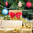 Christmas gifts — Stock Photo #13548609