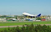 Boeing 744 — Stock Photo
