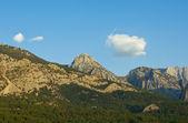Taurus mountains — Stock Photo