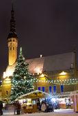 Christmas market — Stock Photo