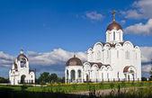 New orthodox church in Tallinn, Estonia — Stock Photo