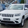 Stock Photo: Jeep Grand Cherokee