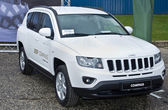 Jeep Compass — Stock Photo