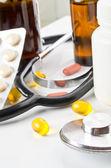Medizinische objekte — Stockfoto