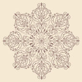 Vector ornament — Stockvector