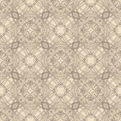 Beautiful vector pattern drawn in art nouveau style — Stock Vector