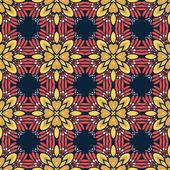 花卉图案 — 图库矢量图片