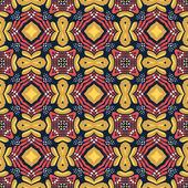 Art nouveau patroon — Stockvector