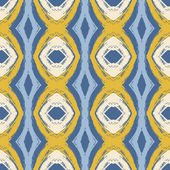 Seamless wavy pattern — Stock Vector