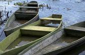 Marina boot — Stockfoto