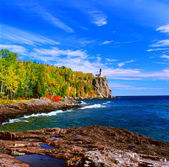 Split Rock Lighthouse — Stock Photo