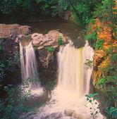 Ramsey Falls ~ Minnesota — Stock Photo
