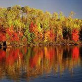 """Burntside Lake Revisited"" — Stock Photo"