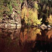 Ash River Geologic — Stock Photo