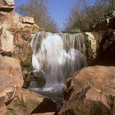 Winnewissa Falls ~ Pipestone National Monument — Stock Photo