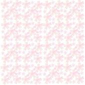 Kwiat tło ramki na białym tle — Wektor stockowy