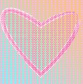 Heart of frame — Stock Photo