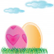 Easter egg — Stock Vector #23774389