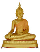 Statue of buddha — Stock Photo