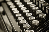 Typewriter — Photo