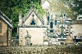 Cemetery — Stockfoto