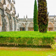 Stock Photo: Cloister in Batalha