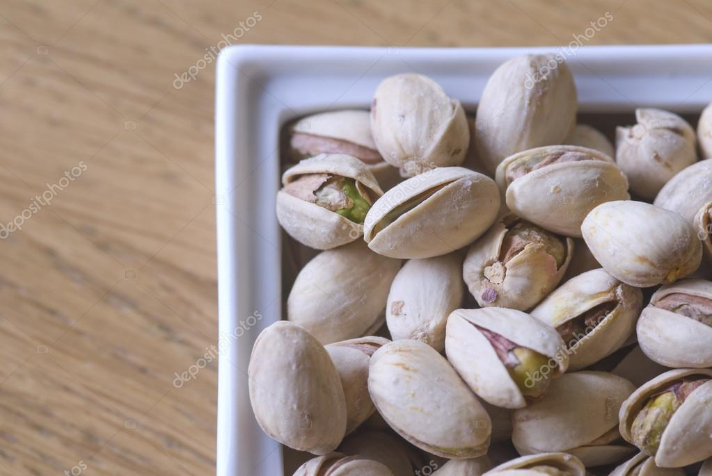 Delicious pistachios — Stock Photo #13856580