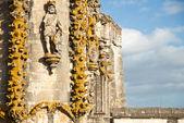 Tomar klášter v portugalsku — Stock fotografie