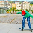 Stock Photo: Skate boy