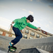 Skate boy — Stock Photo #24386253