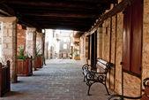Castelnau de Montmiral — Stock Photo