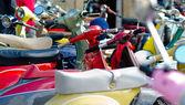 Motorfietsen — Stockfoto