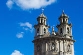 Baroque Church — Stockfoto
