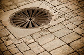Sewer — Stock Photo