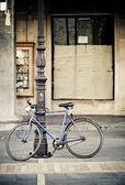 Urban bike — Stock Photo