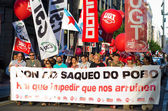 Protest — Stock Photo