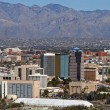 Tucson, Arizona skyline — Stock Photo