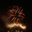 Fireworks over Buffalo NY — Stock Photo #28601451