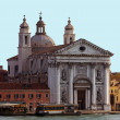 Church in Venice Italy — Stock Photo