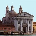 Church in Venice Italy — Stock Photo